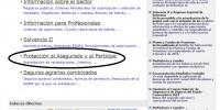presentar queja y reclamacion online en la direccion general de seguros y fondos de pensiones